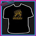 BIKER MOTORBIKE BORN TO RIDE SLOGAN BIRTHDAY TSHIRT